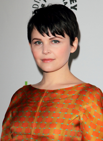 Ginnifer Goodwin Short, Straight, Chic Hairstyle