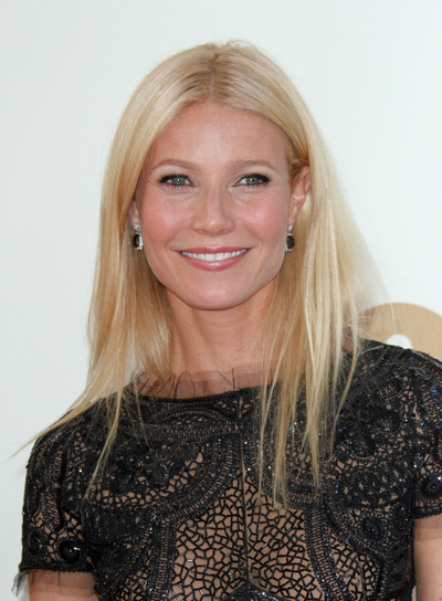 Gwyneth Paltrow Long, Blonde Hairstyle