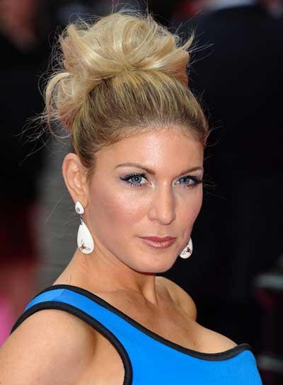 Hofit Golan Chic, Blonde Updo