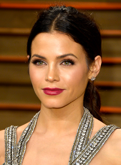 Jenna Dewan Long, Brunette, Sophisticated, Ponytail Hairstyle Pictures