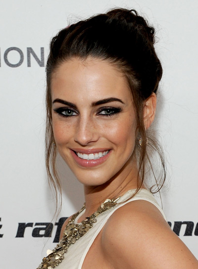 Jessica Lowndes Beauty Riot