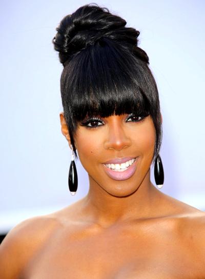 Enjoyable Black Updos Beauty Riot Short Hairstyles For Black Women Fulllsitofus