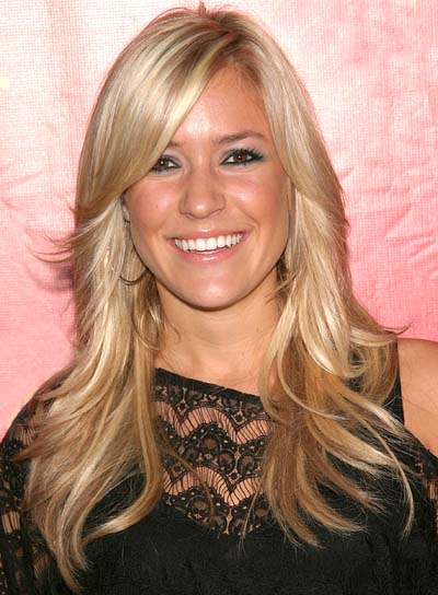 Kristin Cavallari Long, Layered Hairstyle