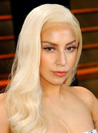 Lady Gaga With Blonde Hair 34