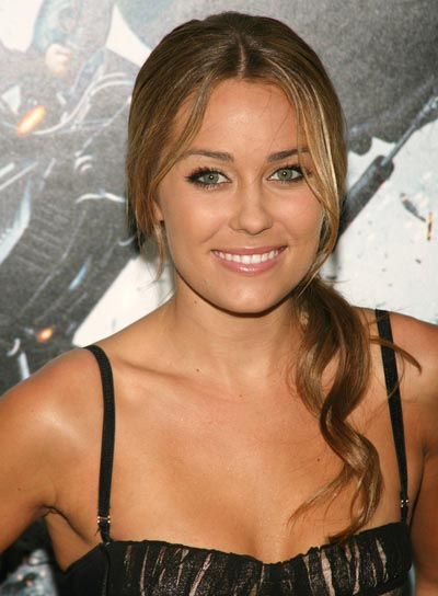 Lauren Conrad Wavy, Long Ponytail