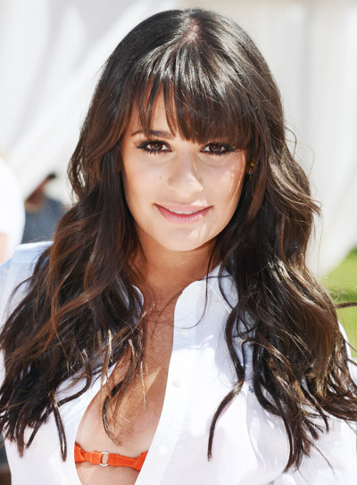 Romantic Hairstyles With Bangs Beauty Riot
