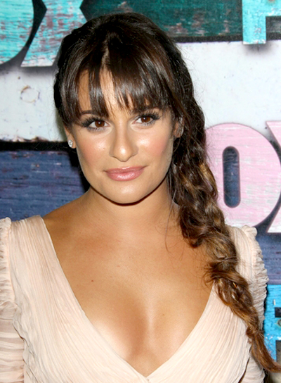 Sensational Lea Michele Beauty Riot Short Hairstyles Gunalazisus