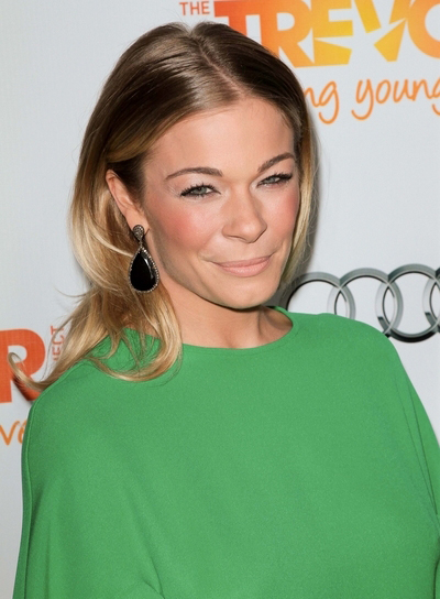 LeAnn Rimes Chic, Sophisticated Hairstyle