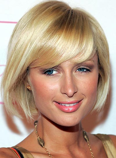 Paris Hilton Chic, Blonde Bob