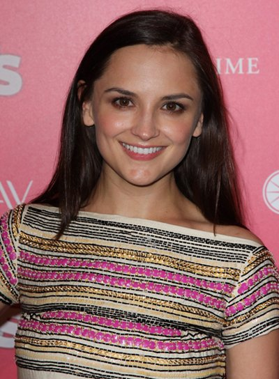 Rachael Leigh Cook Straight, Brunette Hairstyle
