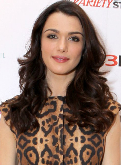 Rachel Weisz's Long, Sexy, Curly, Brunette Hairstyle