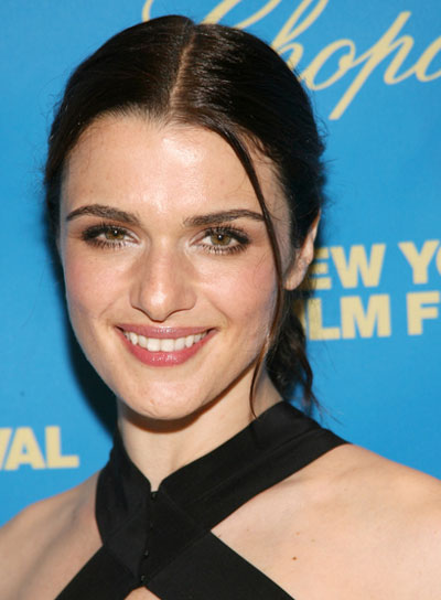 Rachel Weisz's Sophisticated, Brunette Ponytail