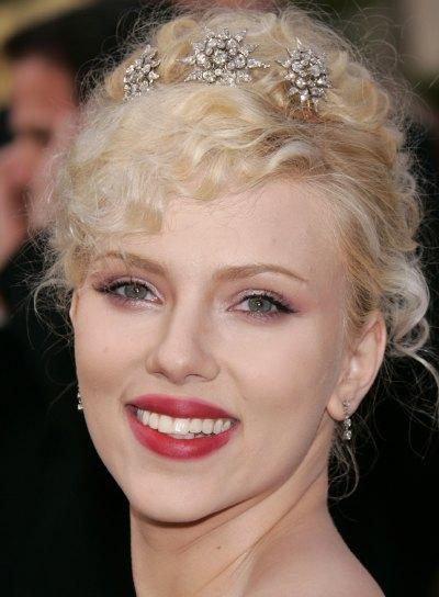 Scarlett Johansson Beauty Riot