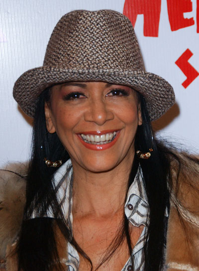 Sheila E Long, Straight, Black Hairstyle