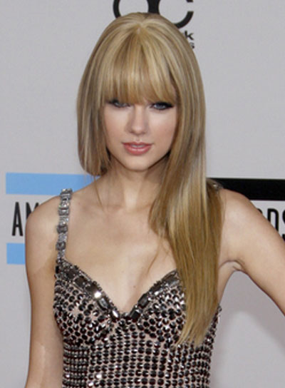 Admirable Long Blonde Hairstyles With Bangs Beauty Riot Short Hairstyles Gunalazisus