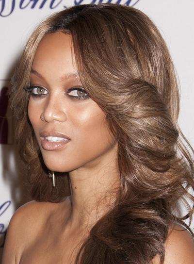 Stupendous Tyra Banks Beauty Riot Short Hairstyles Gunalazisus