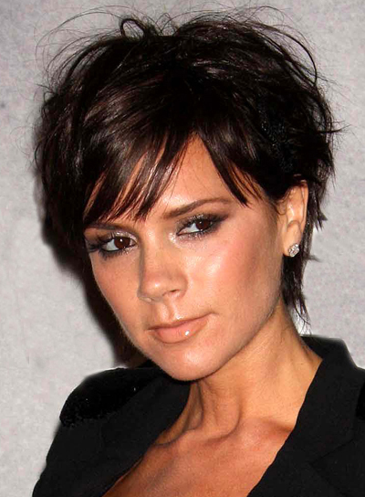 Admirable Short Brunette Hairstyles For Square Faces Beauty Riot Short Hairstyles For Black Women Fulllsitofus